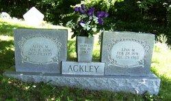 Lina Myrtle <I>Doyle</I> Ackley