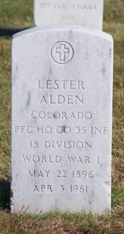 Lester Alden