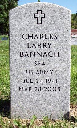 Charles Larry Bannach