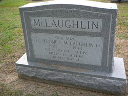 PFC Jerome Francis McLaughlin, Jr