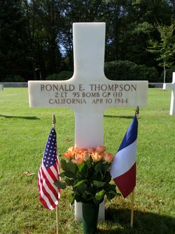 2Lt Ronald E. Thompson