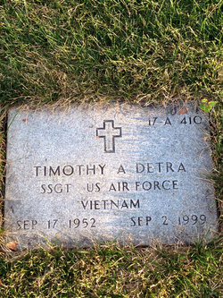 Timothy A Detra