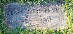 Clara <I>Byers</I> Braim