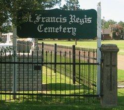 Saint Francis Regis Cemetery