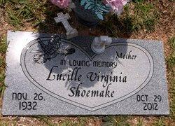 Lucille Virginia <I>Jackson</I> Shoemake