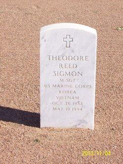 Theodore Reed Sigmon