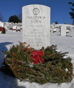 Col Walter Pierron Burn