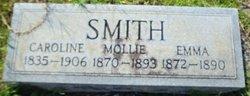 Caroline Sarah Ann <I>Bagwell</I> Smith