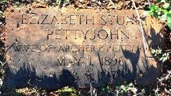 Elizabeth <I>Stuart</I> Pettyjohn
