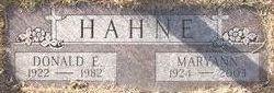 Mary Ann <I>Wojtowicz</I> Hahne