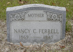 "Nancy Caladonia ""Nannie"" <I>Walling</I> Ferrell"
