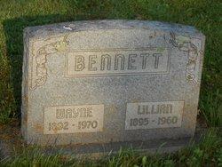 Lillian Amanda <I>Smith</I> Bennett