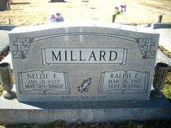 Ralph Edward Millard