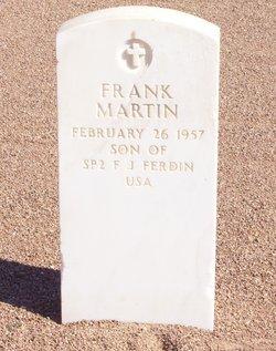 Frank Martin Ferdin