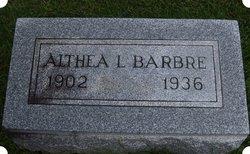 Althea Marie <I>LaRochelle</I> Barbre