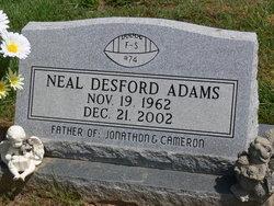 Neal Desford Adams