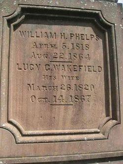 Lucy Clarissa <I>Wakefield</I> Phelps