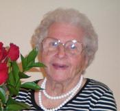 Edna Helen <I>Poppe</I> Ahlheim