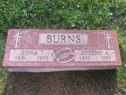 "Joseph Alphonso ""Fonce"" Burns"