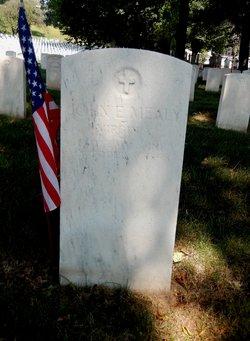 Pvt John E. Mealy