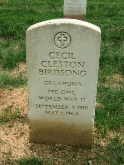 Cecil Cleston Birdsong