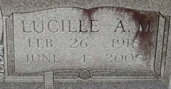 Lucille Annamae <I>Basque</I> Boone
