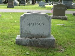 Elis Alfred Mattson