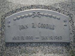 Ivan R. Cordill