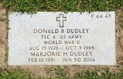 Donald B Dudley