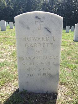 Howard Lee Garrett