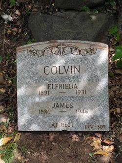 James Garfield Colvin