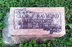 George Raymond Allensworth