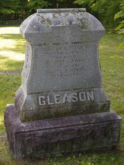 Frances <I>Swain</I> Gleason