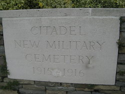 Citadel and cemetery