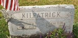 Grace May <I>Decker</I> Kilpatrick