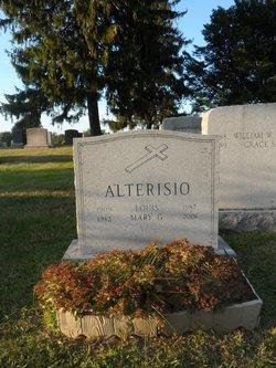 Mary Gertrude <I>Letourneau</I> Alterisio