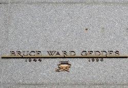 Bruce Ward Geddes