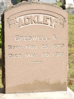 Cresswell A. Ackley
