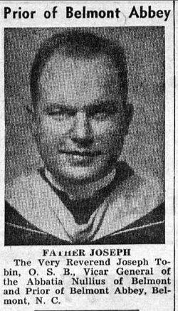 Rev Joseph Tobin