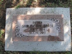 Shirley Mae Baker