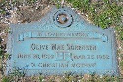 Olive Mae <I>Gardner</I> Sorensen