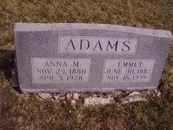 Anna Marie <I>Byers</I> Adams