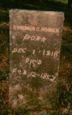 Cyrenus Clark Hooker