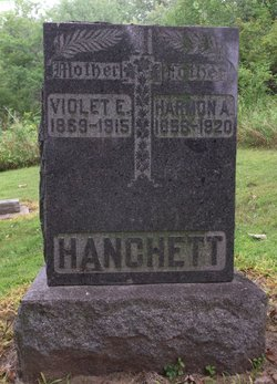 Violet Estella <I>White</I> Hanchett