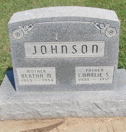 Charlie S. Johnson