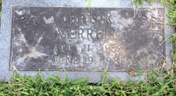 Chris K. Merrell