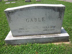 Viola <I>Ham</I> Gable