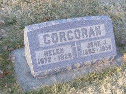 Helen <I>McGettigan</I> Corcoran