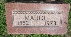 Maude <I>Flack</I> Aynes