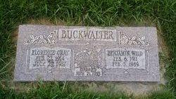 Florence Elizabeth <I>Gray</I> Buckwalter